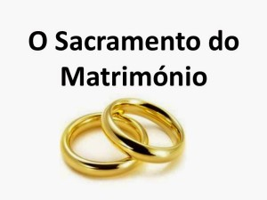 SACRAMENTO DO MATRIMONIO 2