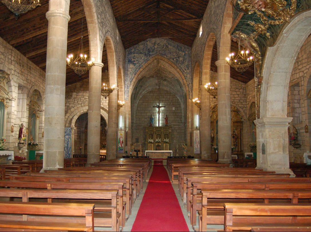 Paróquia de Santa Maria Maior de  Chaves